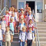 Schuleinführung Pesterwitz 2009