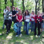 Klassenbesuch Burgwartsberg