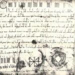 Urkunde Pesterwitz 1068